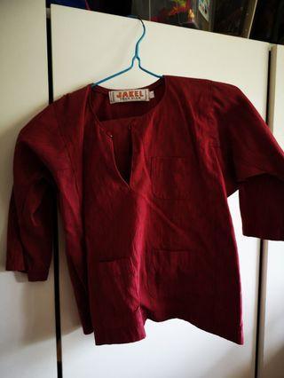 Red Baju Melayu