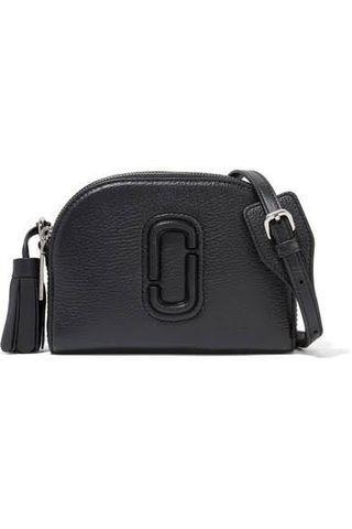 marc jacobs black shutter bag