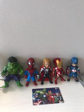 🚚 Avengers End Game - Collectors for Fun