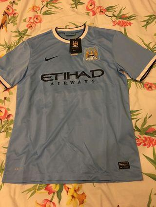 Manchester City Football Club Jersey
