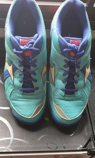 🚚 Mizuno Wave Twister Blue size UK6