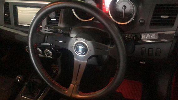Original Nardi steering wheel