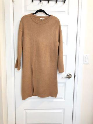Oak + Fort sweater dress