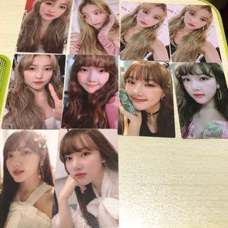 WTS Gfriend Time for us photocard