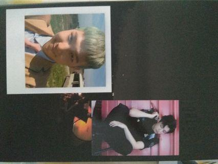 BTS JUNGKOOK&RM OFFICIAL PC YOUNG FOREVER