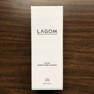 Lagom - Cellup micro foam cleanser (price lowered!)