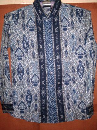 Kemeja Batik #mauthr