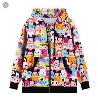 Tsum tsum jacket!!