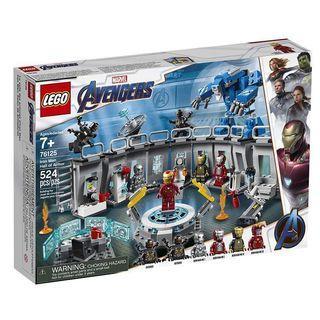 Lego 76125 Marvel Avengers Iron Man Hall OF Armor