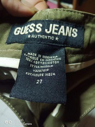 Sale celana bahan
