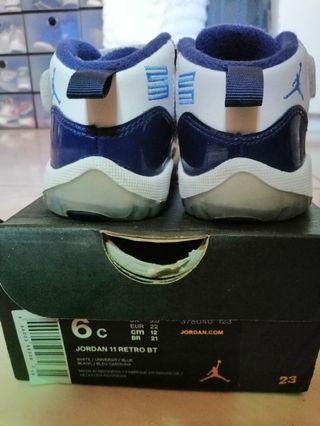 Pre loved Air Jordan 11 Retro