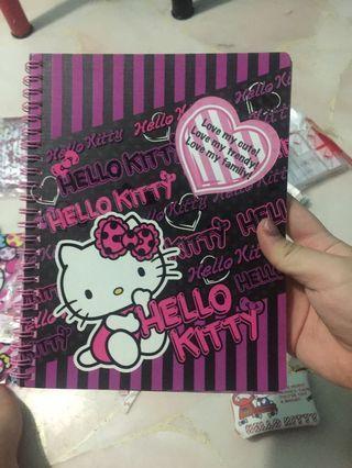 🚚 Hello Kitty Notebook