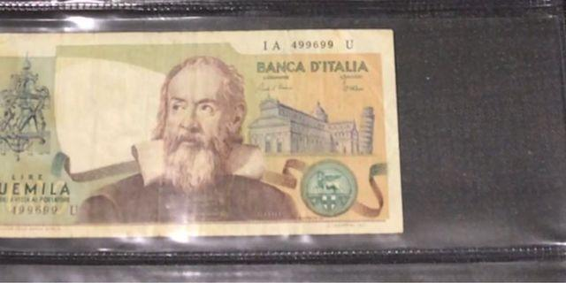 🚚 Banco d Italia - LIRA 10 Old Notes