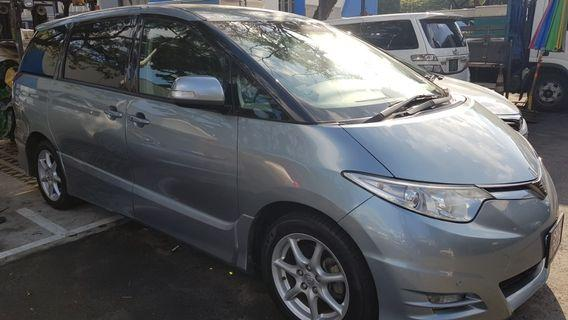 TOYOTA ESTIMA (8 Seater) Weekend/Longterm