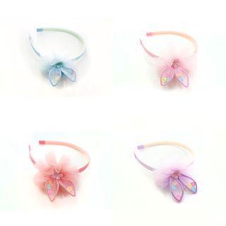 Sweet Pointy Bunny Ears Headband Kids Accessories