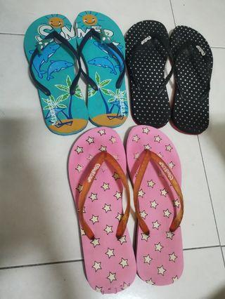Female slipper