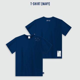 Navy T-shirt BTS 5th MUSTER MD