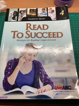 🚚 Read to succeed