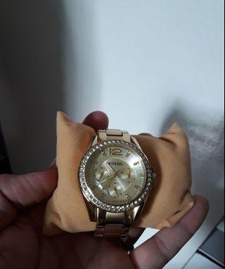 Pre loved Fossil Watch!