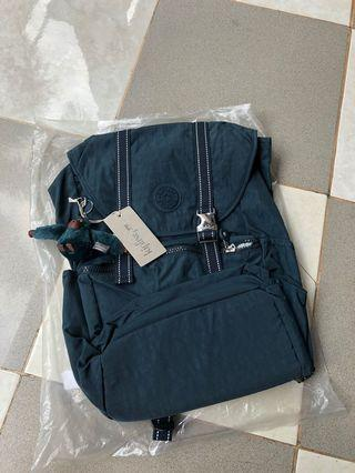 Kipling Ransel Backpack Navy Blue