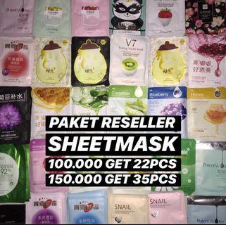 PAKET RESELLER 4PCS 23.000 (Bisa Pilih)
