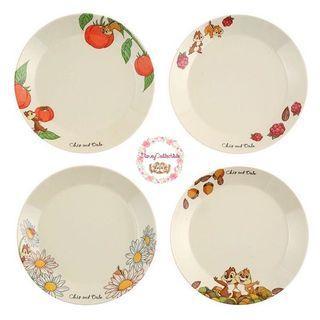 🚚 (In Stock) Disney Chip n Dale Plate Set