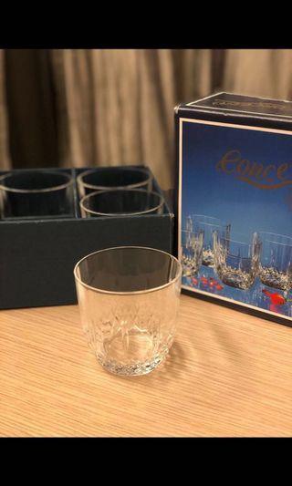 意大利水晶杯 Italian crystal glassware