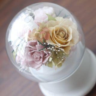 Preserved flower humidifier
