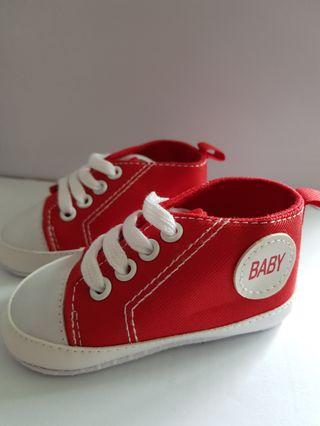New Canvas Classic Sports Sneakers for 7 to 12months