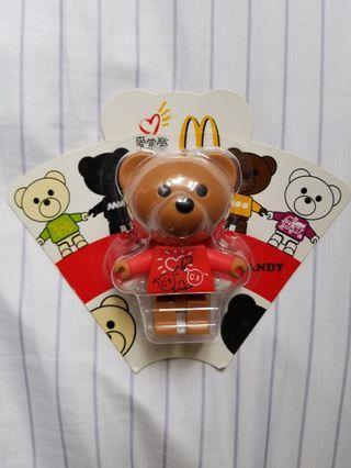 McDonald's x 劉德華 設計玩具