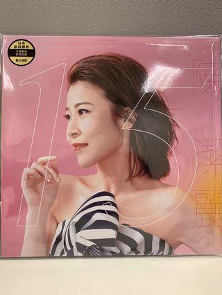 陳潔麗 15 限量版黑膠唱片