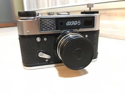 懷舊菲林相機 FED 5