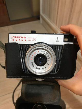 菲林相機 CMEHA Smena 8M