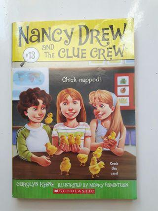 🚚 Nancy Drew and the Clue Crew