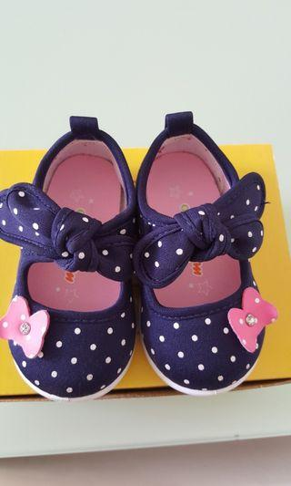 Mini no no BB shoes 學步鞋