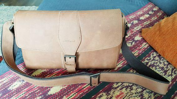 Extreme Genuine Leather Sling Bag