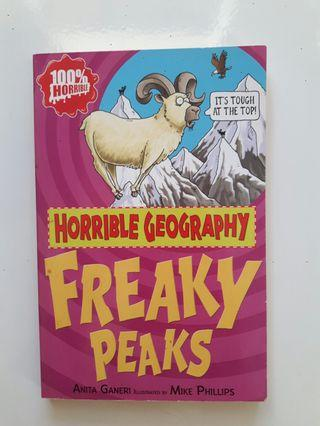 🚚 Horrible Geography Freaky Peaks