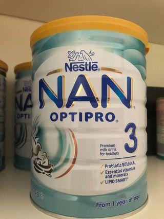 🚚 Nan Optipro 3