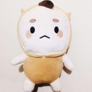 Mr. Buckwheat Doll (Based on Goblin KDrama)