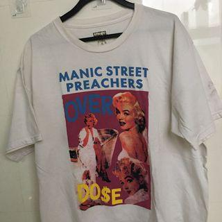 Vintage Over-Sized Graphic Tee