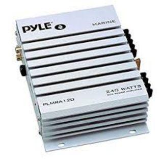 Pyle PLMRA 120 Elite Series Waterproof Amplifier (New)