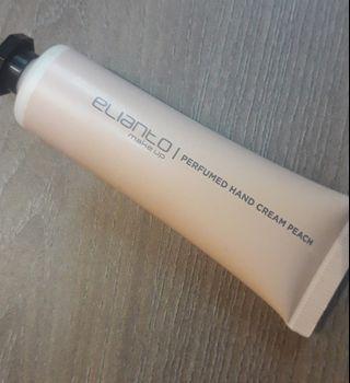Elianto Perfume Hand Cream (Peach)
