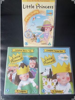 Little princess DVD