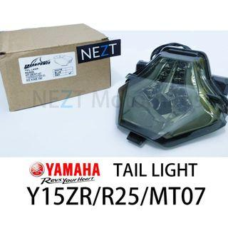YAMAHA Y15ZR R25 MT07 Integrated Tail Light Lampu Belakang