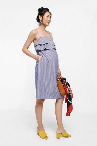 🚚 Dega Tier Camisole Dress
