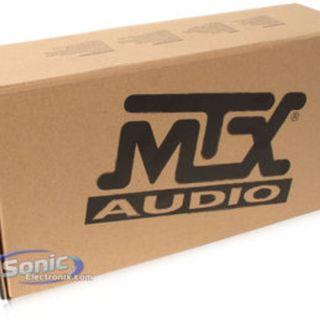 MTX Thunder65 (Used) Coaxial speakers for car audio lovers!