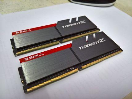 G.Skill Trident Z DR4 3200MHz 16GB (8 x 2)