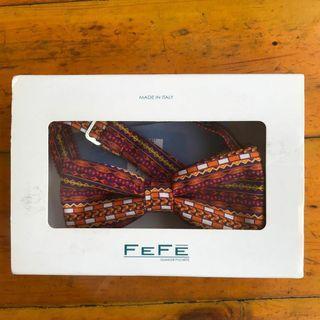 Dasi Kupu-kupu Fefe made in italy