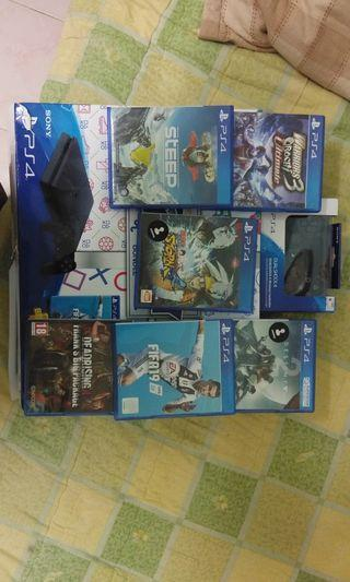 Ps 4 party bundle