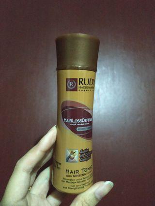 Hair Tonic Rudy Hadisuwarno